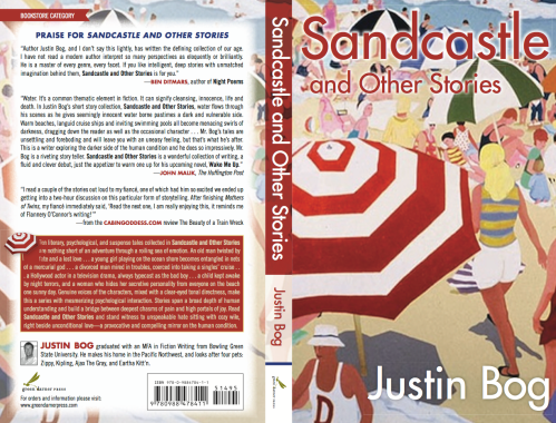 sandcastle in print