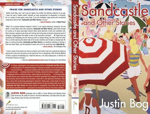 sandcastle in print