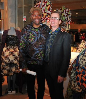 Chris and Jim believe in social justice and created DARE TO WEAR LOVE to help others less fortunate.