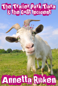 the trailer park tiara and goat incident