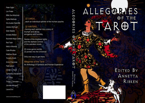 Allegories of the Tarot cover