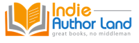 indie author land button