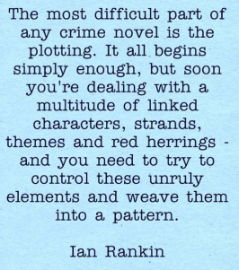 ian rankin quote