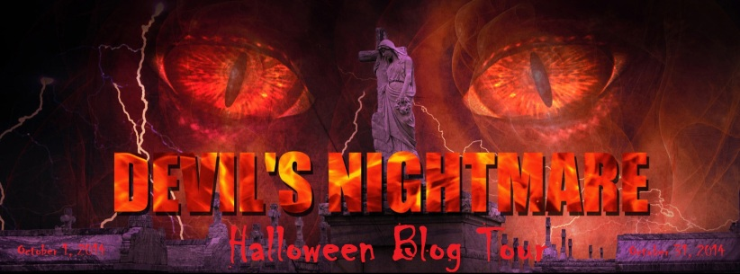 Devil's Nightmare Blog Tour