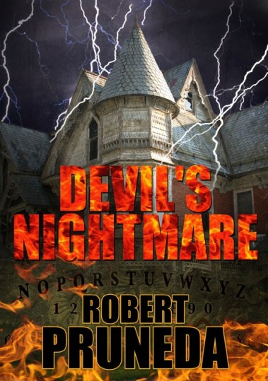 Devil's Nightmare Front Cover