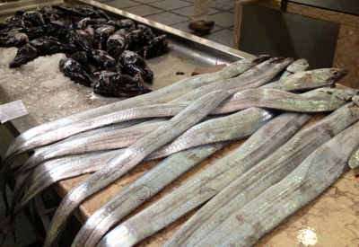 madeira - fish