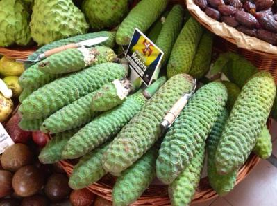 madeira - strange fruit