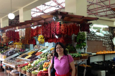 Madeira - JK in market