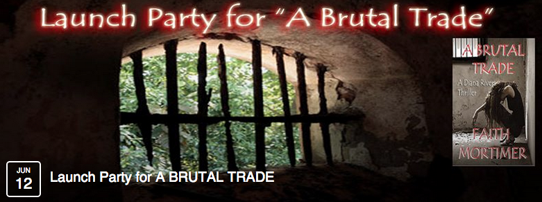 a brutal trade launch party