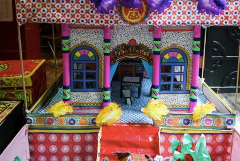 joss paper house