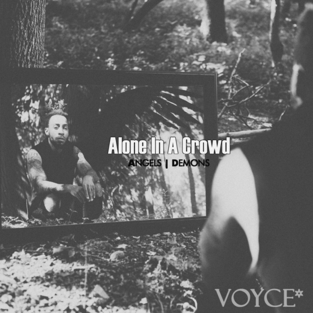 alone in a crowd album