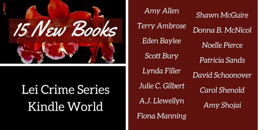 15 new KW books