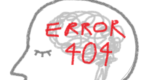 empty brain